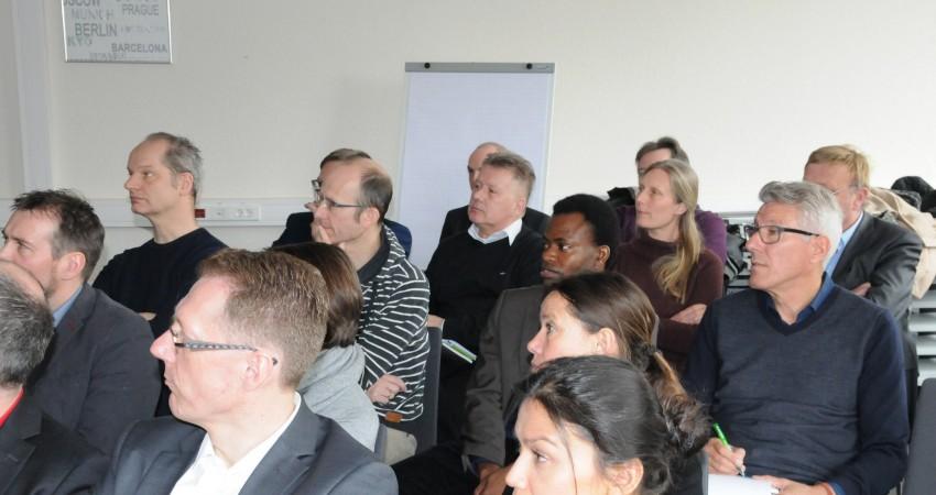 In Bocholt diskutierten die Teilnehmerinnen und Teilnehmer des Zukunftsrates über die möglichen Aufgaben einer Anlaufstelle für Bürgerinnen und Bürger